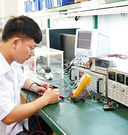 电子融合大量研究和产品开发业务