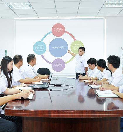 讯源电子内部系统培训和娱乐文化活动